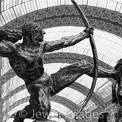 008 Archer at Musse de Orsay France
