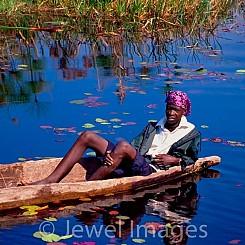 014 Mokoro Boy Botswana