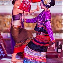 026 Khum Katoke dance 1 Thailand