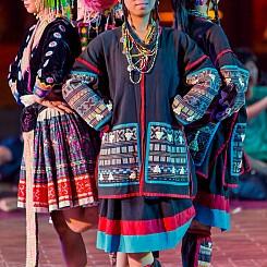 027 Khum Katoke dance 2 Thailand