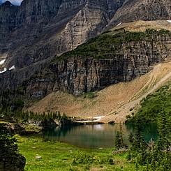 035 Iceberg Lake Glacier NP