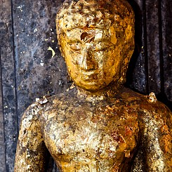 040 Statue at Wat Phra That Doi Suthep Thailand