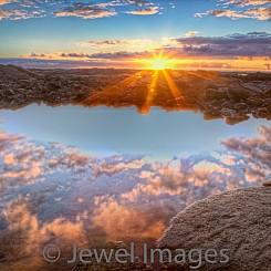 044 Sunrise at Waiopae L034