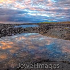 046 Cloud Reflections at Waiopae L036