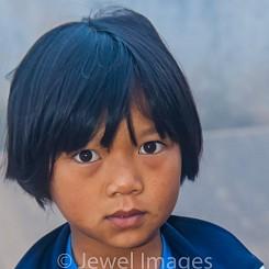 048 Village Child Thailand