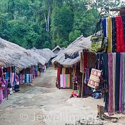 052 Longneck tribe Village Thailand