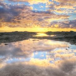 052 Water and Sky at Waiopae L037
