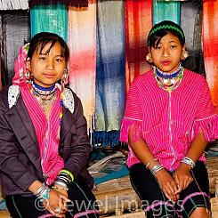 053 Longneck Tribe Girls Thailand