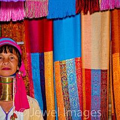 059 Longneck Tribe Woman Thailand