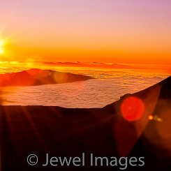 063 Sunset on Mauna Kea Summit L046
