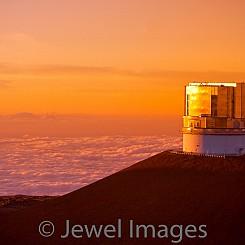 064 Subaru Telescope with Sunset II (L014)