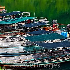 071 Longboats at Khao Sok NP Thailand