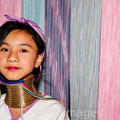 056 Longneck Tribe Girl Thailand