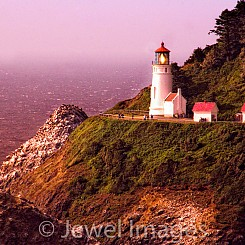 068 Heceta Head Lighthouse OR